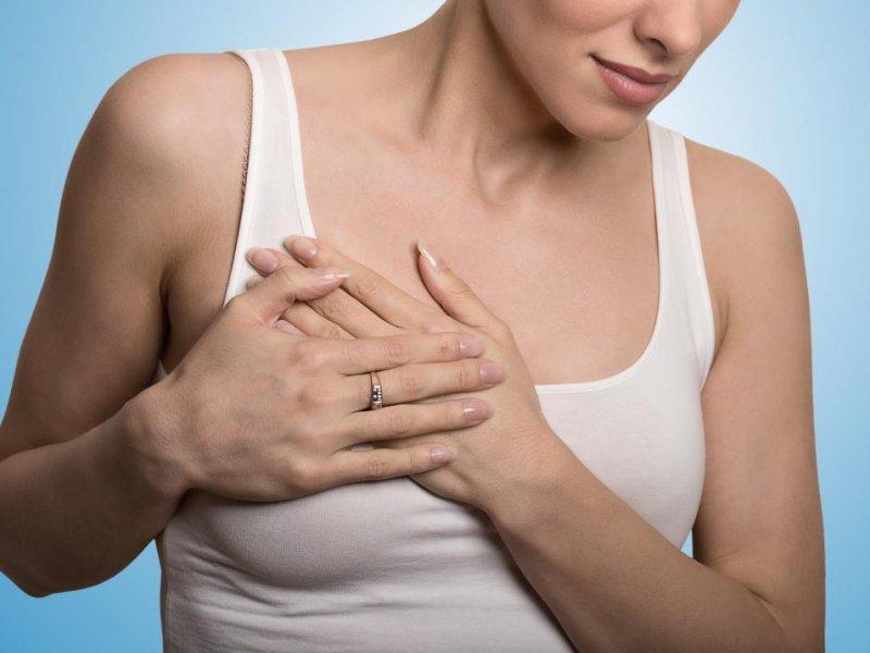 Как избавиться от болей в груди